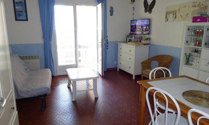 Appartement T2 – M et Mme Parisot