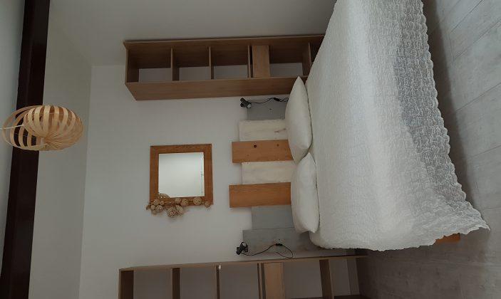 Chambre lit 140 Rez-de-Jardin T4 – La Bastide de Charlotte – H192