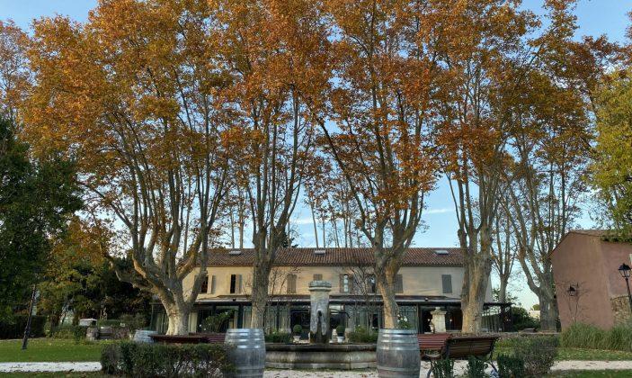 Domaine La Baratonne La Garde chambre d'hôte