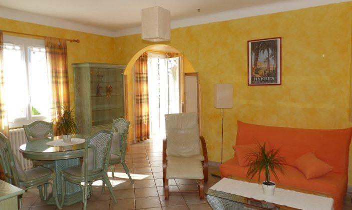 Villa T3- Mme Lantelme