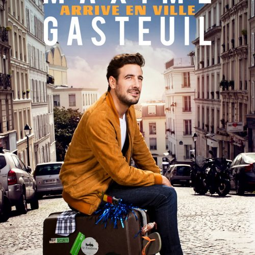 Spectacle humour Maxime Gasteuil Hyères