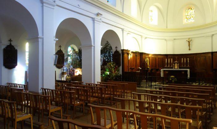 Eglise Ste Anne Porquerolles Parc National