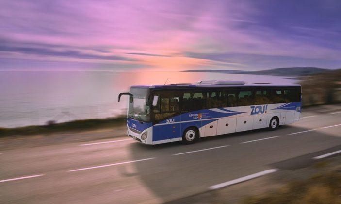 Bus ZOU Hyères (ancien Varlib)