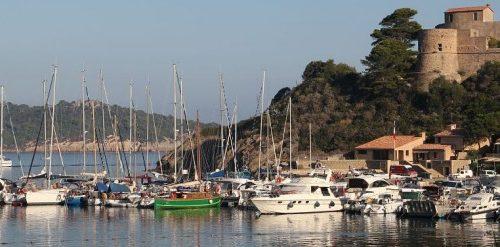 Port Plaisance Bateaux Port-Cros Parc National