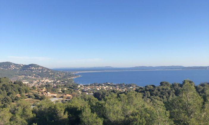la vue incroyable depuis le fort de la Bayarde