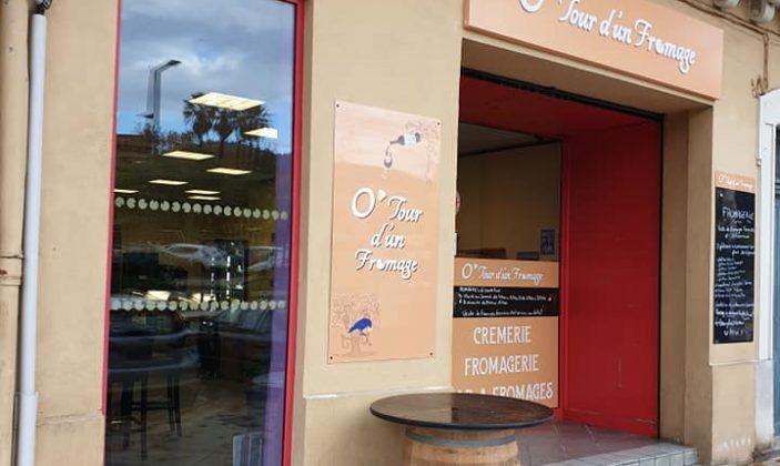 O'Tour d'un fromage Hyères centre-ville