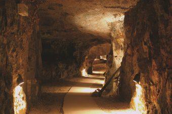 Visite du musée de la mine de Cap Garonne