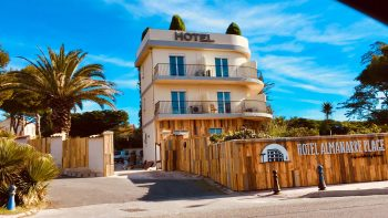 Hotel Almanarre Plage Hyères