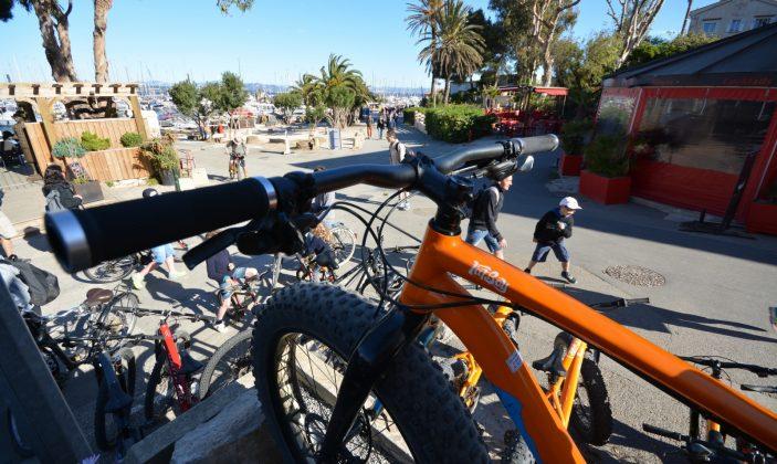 Location de vélos Porquerolles Cycle Porquerollais