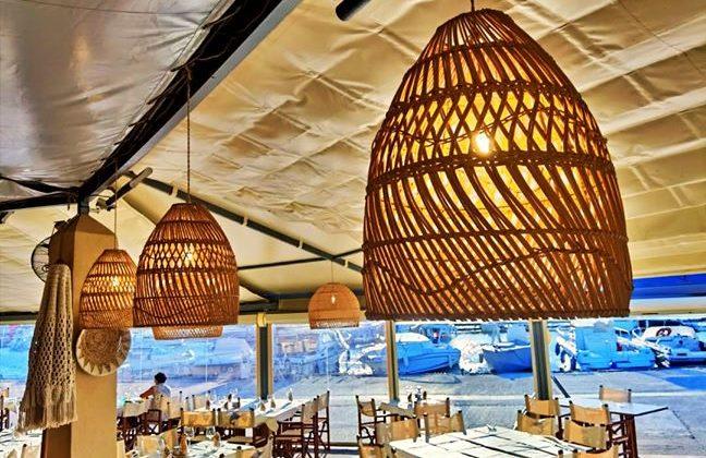 Restaurant Porquerolles IL Pescatore Port Mer Ile Porquerolles
