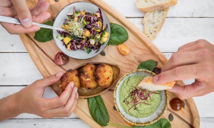 restaurant végétarien Hyères Les Salins