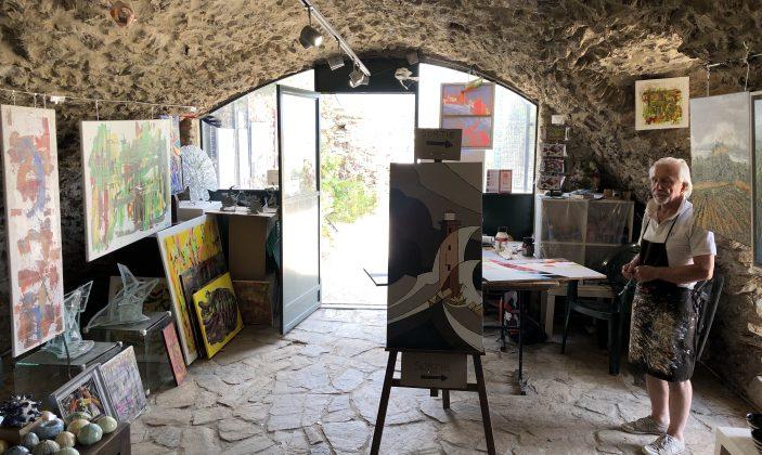 Galerie de Giens