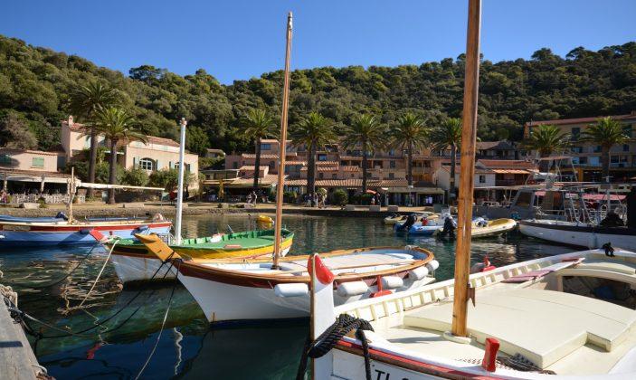 Port de Port-Cros Hyères
