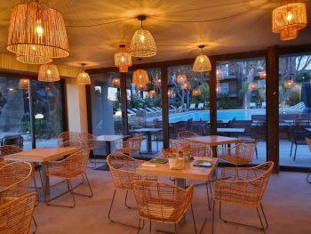 Restaurant Olive & Raisin Bergerie Hyères