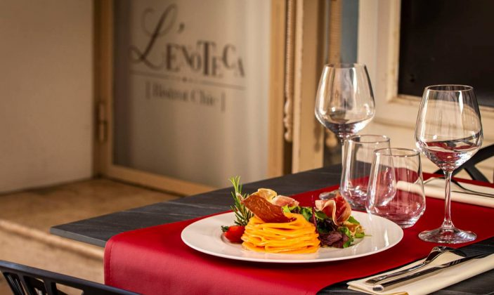 Restaurant L'Enoteca Hyères centre