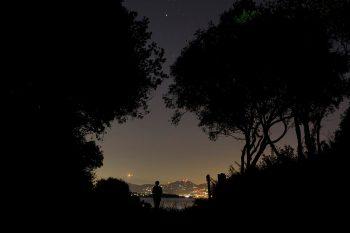 Les Nuits de pleine lune – Soundwalk collective Villa Carmignac