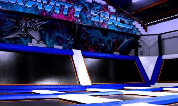 Gravity Space – La Garde