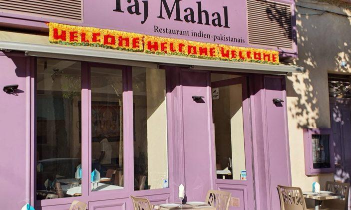 Restaurant Taj-Mahal centre-ville