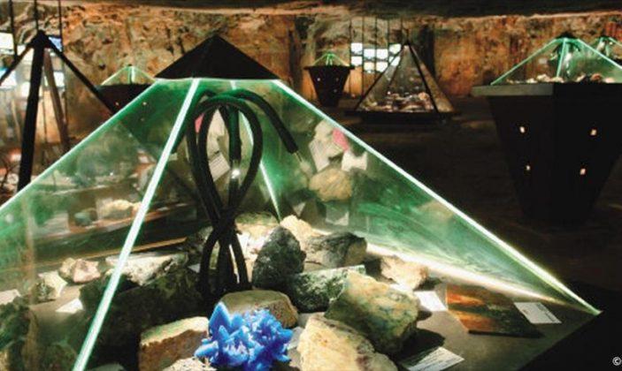 Musée de la mine Cap Garonne