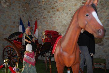 Visite dégustation princière au château de La Clapière