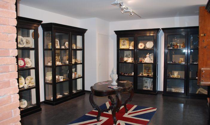 Musée de la Reine Victoria au Domaine de la Clapière