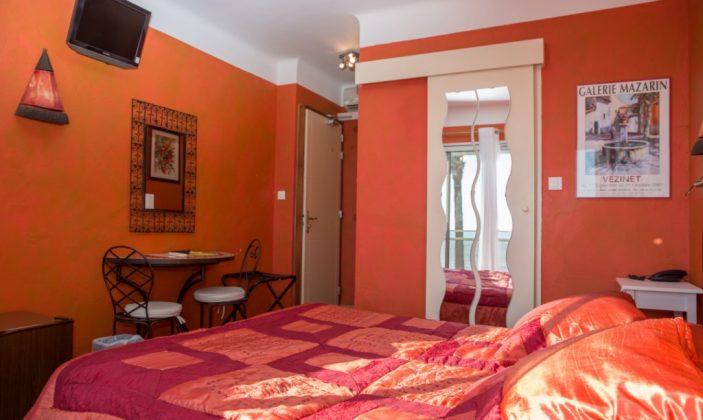 Hôtel la Potinière / Hyères plage