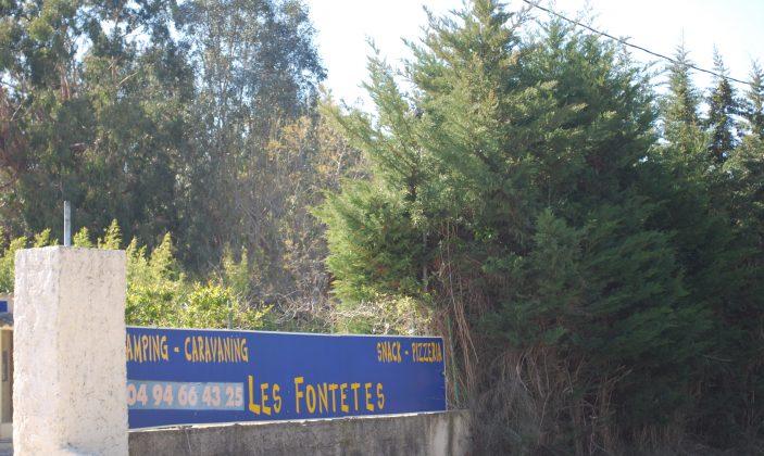 Camping Fontête Hyères l'Ayguade