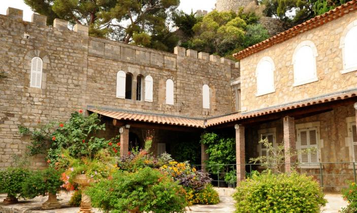 Le Castel Sainte-Claire