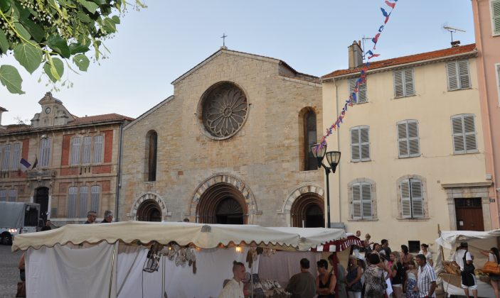Eglise Saint Louis à Hyères