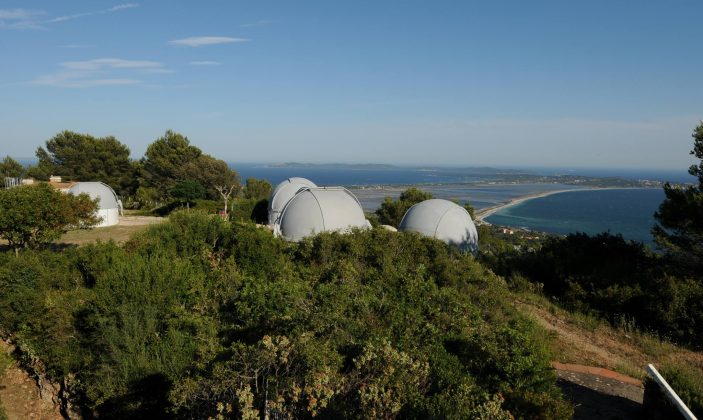 Observatoire du pic des Fées à Hyères