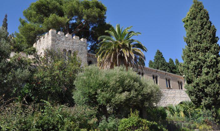 Parc du Castel Sainte Claire