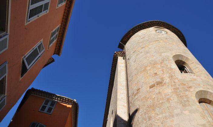 La tour des Templiers à Hyères