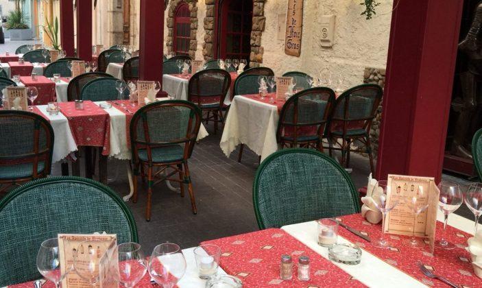 restaurant La taverne royale Hyeres centre