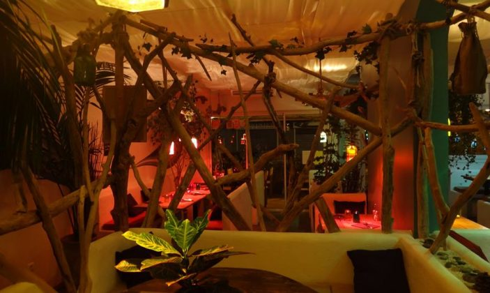 Restaurant le papaya La Capte