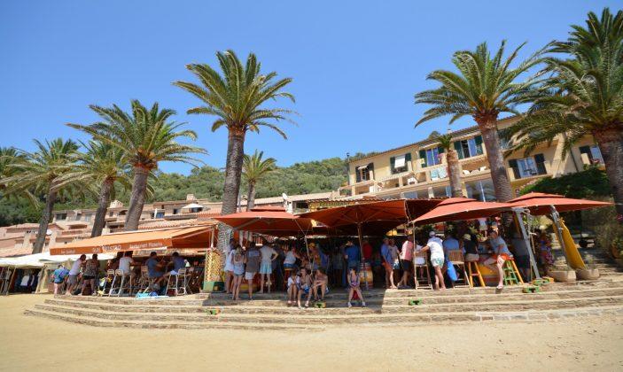 Restaurant Sun Bistro Port Cros