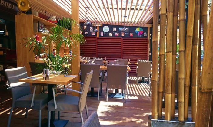 L'Oustaou restaurant île Porquerolles village Parc Nationa