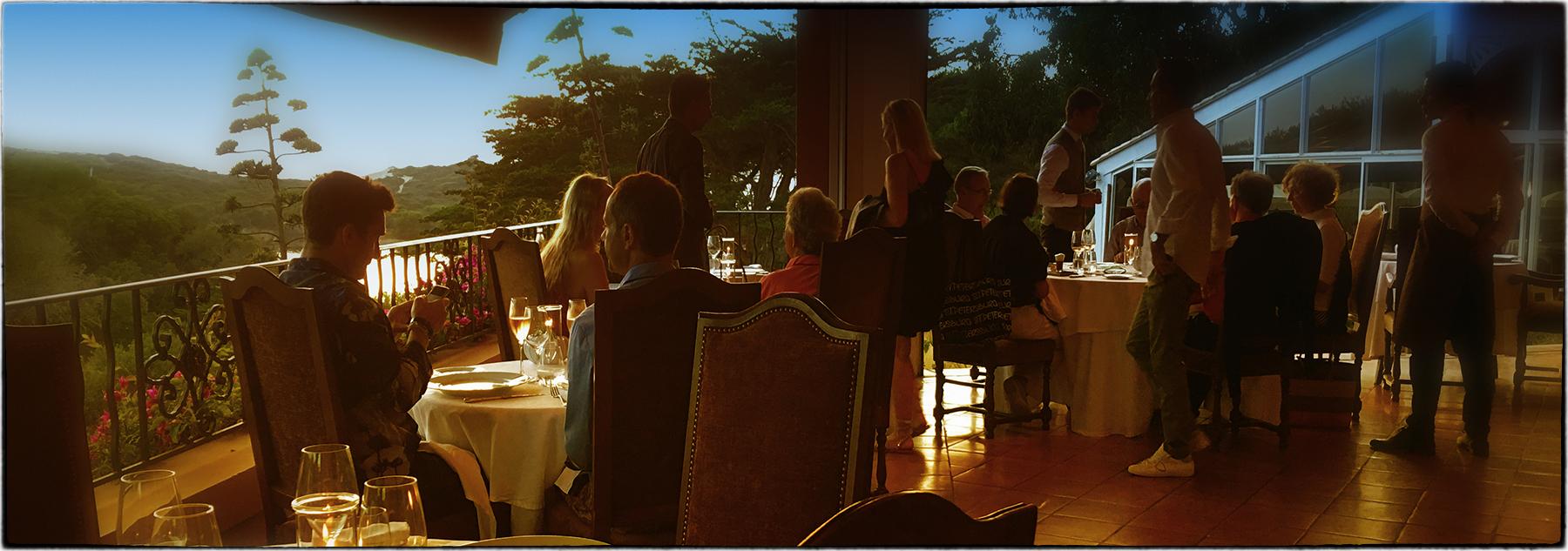 Le Mas du Langoustier hôtel restaurant île de Porquerolles Parc National
