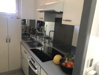 Appartement T2 – Azur et palmiers –