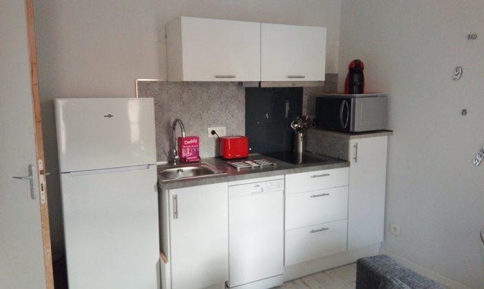 Appartement T2 2ème étage – M Ghelardi