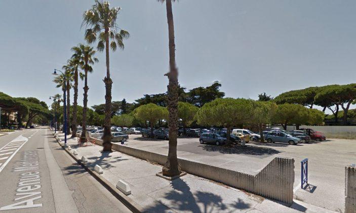 Parking de l'Hippodrome