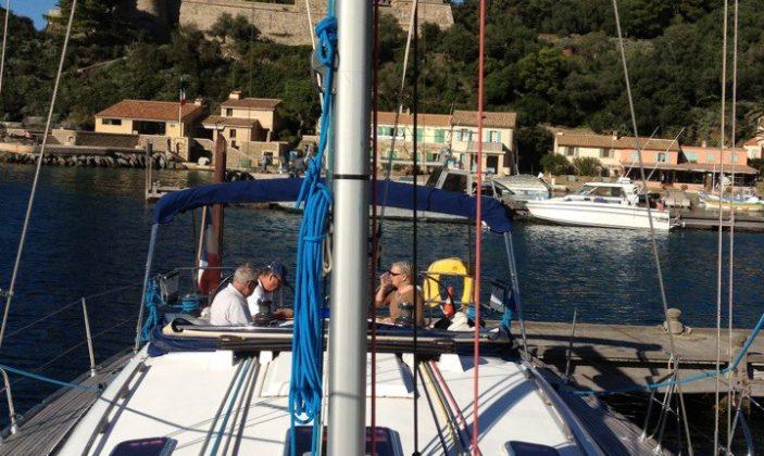 Windigo balade en mer au départ du port de Hyères