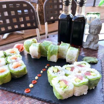 Restaurant just sushi