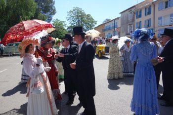 Fête Giens 1900