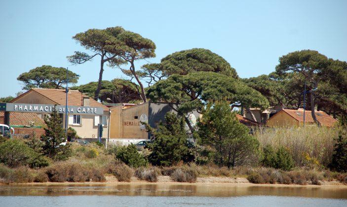 Visite guidée Histoire du sel Hyeres La Capte