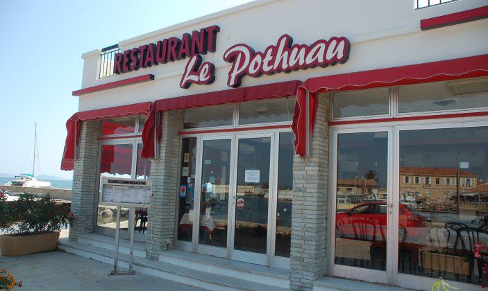 restaurant hyeres salins port mer poissons bouillabaisse