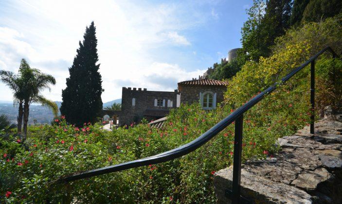 Jardin remarquable Parc Sainte Claire Hyères