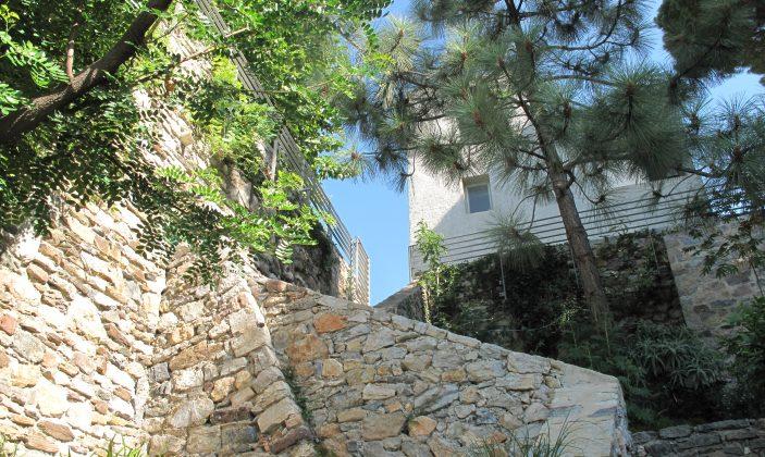 Parc Saint-bernard hyeres centre villa noailles
