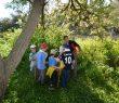 Visite nature Fernando Sandoval petit parcours dans le maquis presqu'île de Giens
