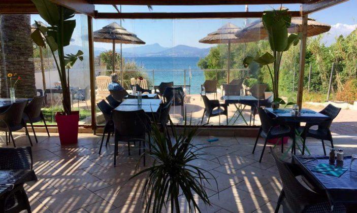 Restaurant le solarium presqu'île de Giens camping International