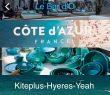Kitesurf & Visite à Hyeres et ses alentours